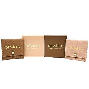 devata packaging pouch dan box
