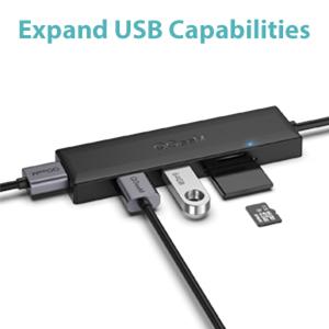 5in1 USB C HUB