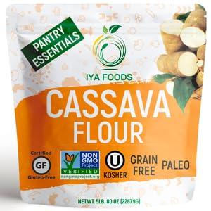 Iya Foods Caassava Flour