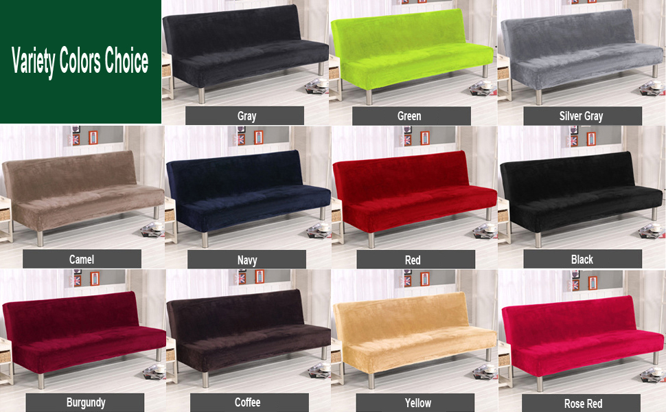 Variety Color Choice - Futon Cover