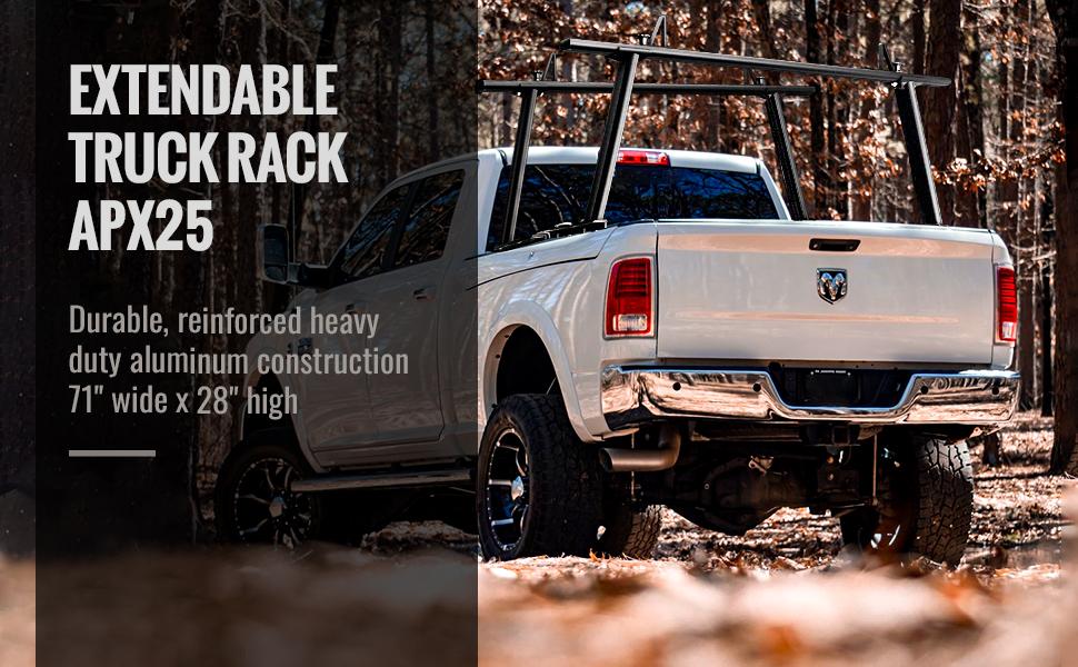 Aluminum Truck Rack
