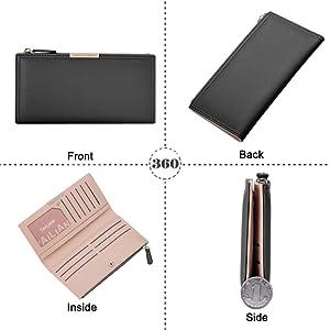 Fashion Wristlets wallet for women