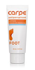 Carpe Foot