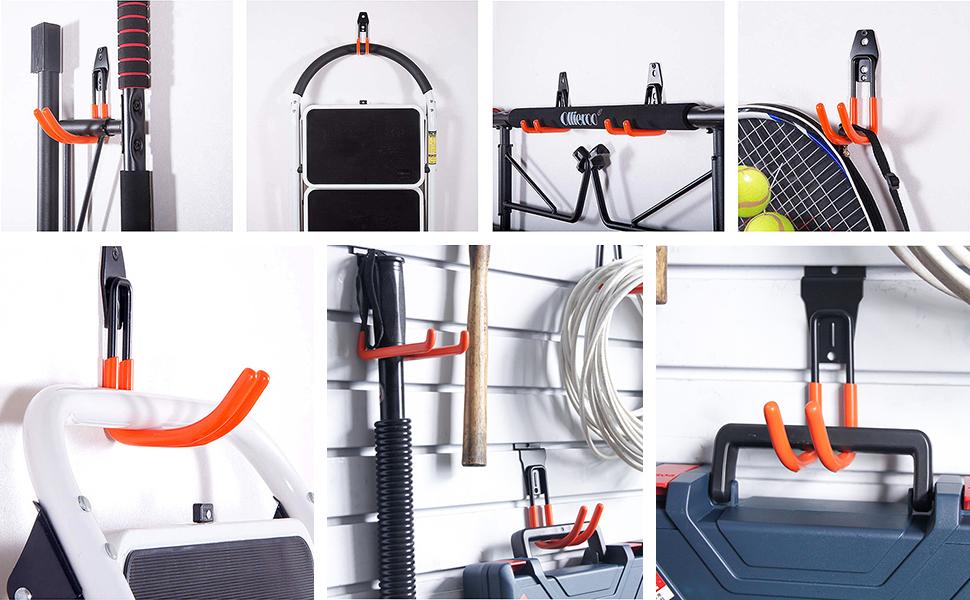 garden tool organizer storage for kitchen