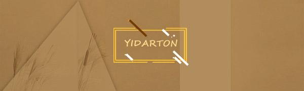 Yidarton Sudadera de manga larga con cuello redondo para mujer con estampado de oto/ño y mujer
