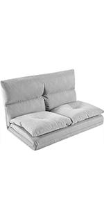 Grey Floor Sofa