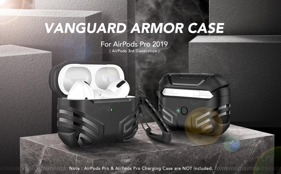 Vanguard Armor AirPods Pro Funda
