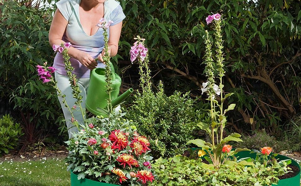 Okngr fabric garden bed