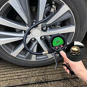Deflate Tire Pressure