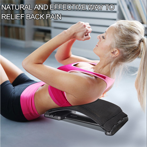 back stretcher with cushion
