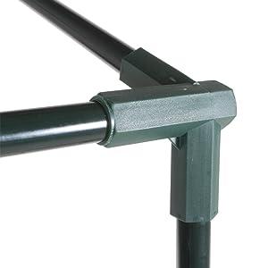 Verdelook, serra, terrazzo, incastri, robusta, lunga durata, acciaio, plastica