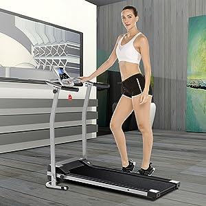 Folding Treadmill
