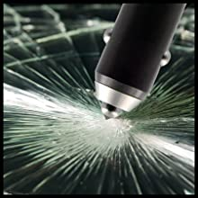 emergency accident vehicle car extraction tool window breaker smasher break smash safety glass