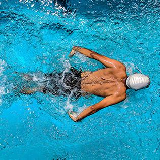 Baleaf Men's swim jammer