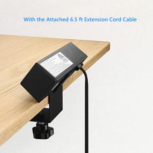 Desk Edge Power Strip