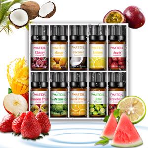 Fruity Essential Oils Set