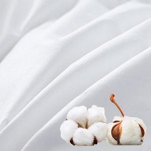 egyptian cotton shell soft silky fabric down proof cotton shell down comforter goose down duck down