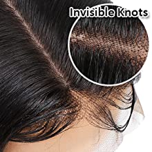 Invisible Knots