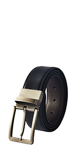 geniue leather belt for men