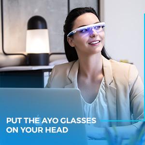 AYO GLASSES