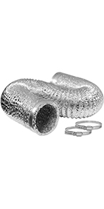 4 Inches Flexible Vent Hose