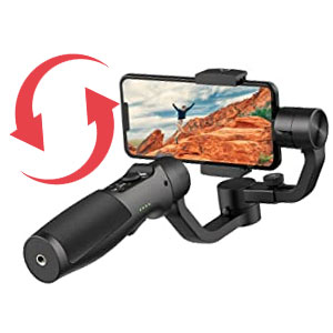 hohem isteady mobile plus gimbal stabilizer for iPhone