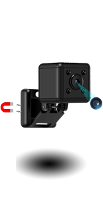 Flashandfocus.com f0488653-6fd1-4a73-b049-daf0ca4b5c3b.__CR0,0,150,300_PT0_SX150_V1___ Mini Hidden Spy Camera Portable Small 1080P Wireless Cam with Night Vision and Motion Detection for Nanny/Housekeeper…