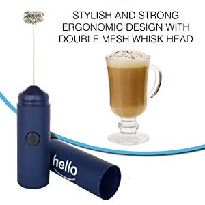 milk frother handheldelectric milk frother electric for bulletproof coffeematcha whiskhandheld