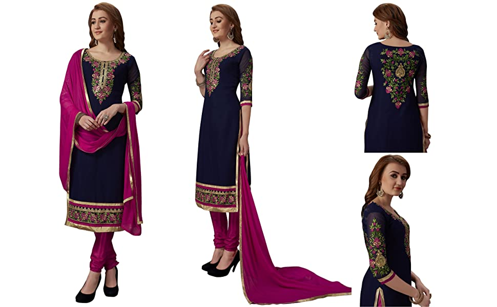 salwar suit dress