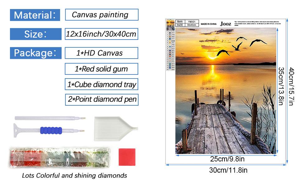 diamond painting kit
