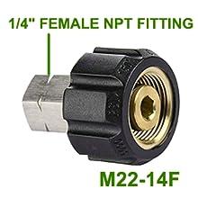 female NPT fitting