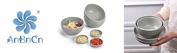 AnBnCn bowls for kitchen