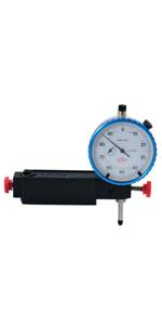 Universal Magnetic Base w/ .005 Dial Indicator