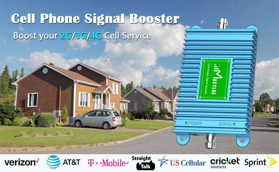 Verizon signal booster