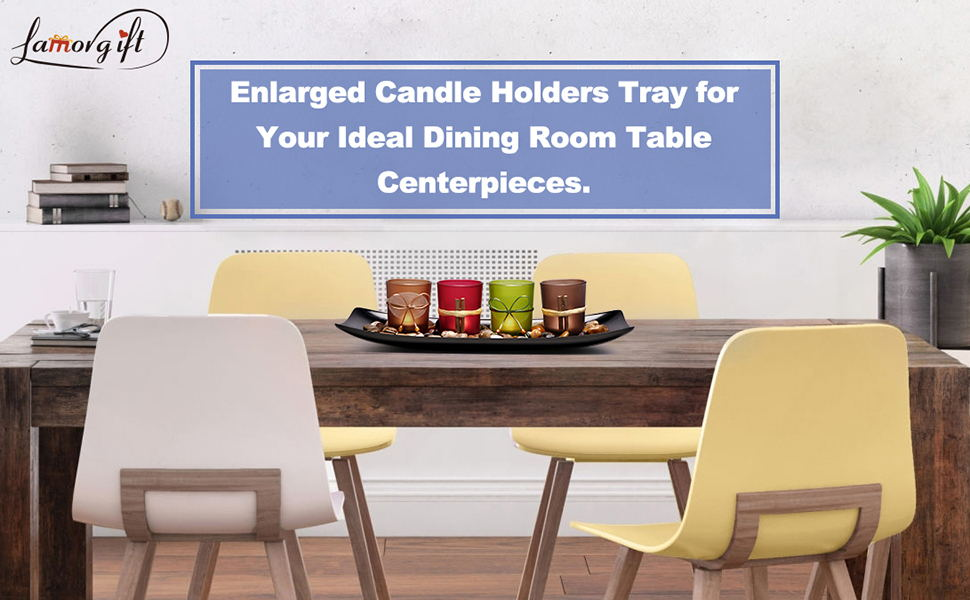 centerpieces for dining room table