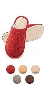 Pantofole Donna Uomo