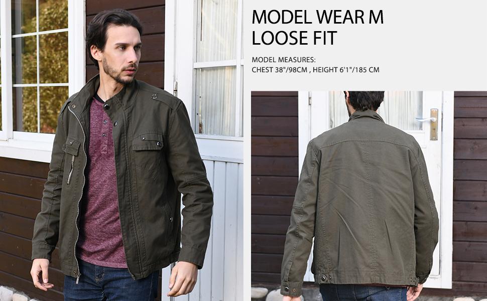 safari coat wantdo jacket men outfit commute