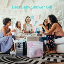 Pink Elephant features baby shower gifts gift