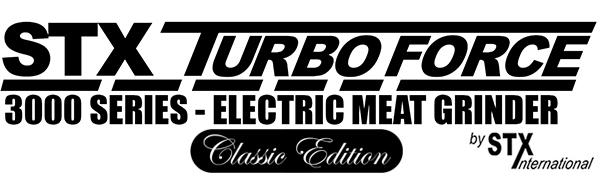 STX Turboforce Classic - Logo