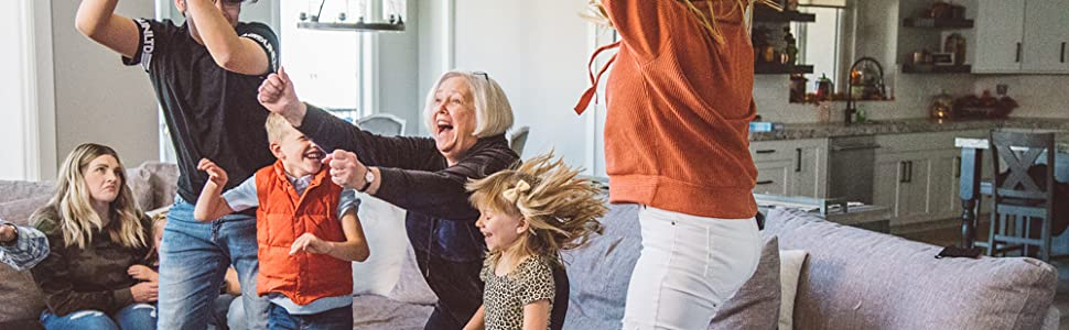 Great Family Fun! Celebrate hilarious children games