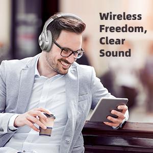 wireless pc headphones