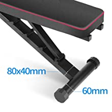Gym Adjustable Bench Sit Up Incline Exercise Dumbbell Bench Height Adjustable