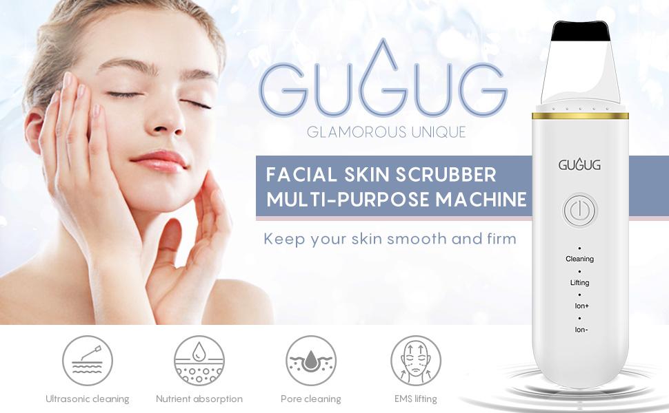 GUGUG skin scrubber