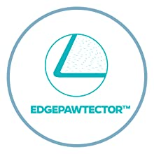 Edge protector for dog blankets and cat blankets