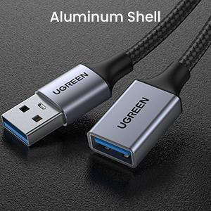 Ugreen USB 3.0 Extension Cable Pakistan Brandtech.pk