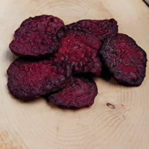Red Beet Dried Fruit Slices