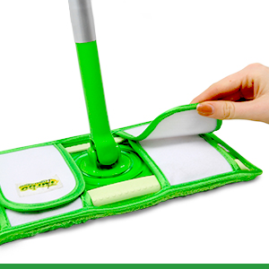 compatible with swiffer sweeper