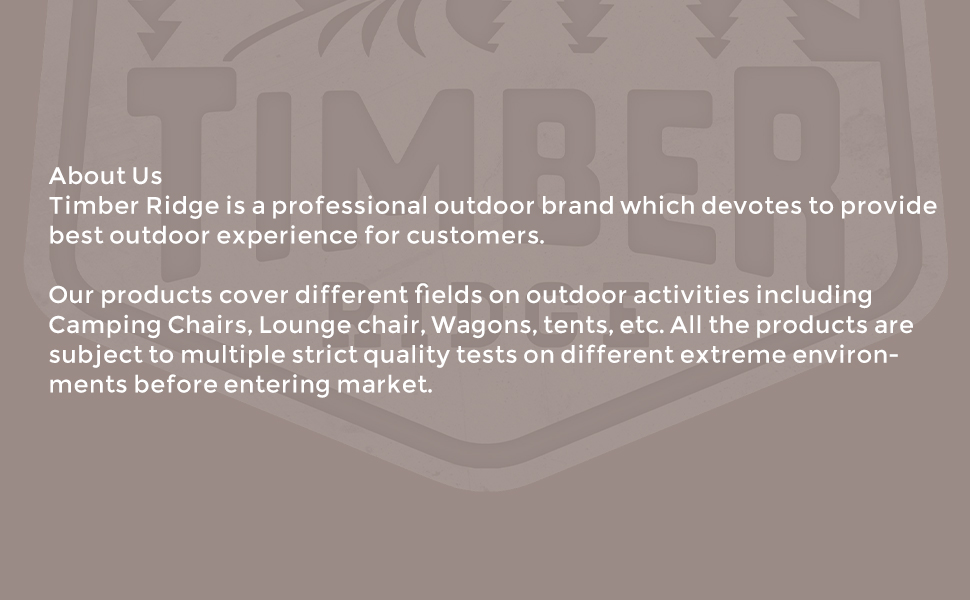 about Timber Ridge