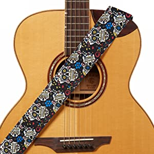 Fit for acoustic guitars, electric guitars, bass guitars.