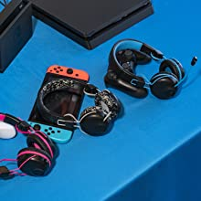 jlab audio gamer headphones for kids